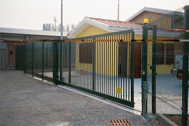 Vallum recinzioni for Opzioni di rivestimenti verticali